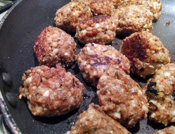 cauliflower meatballs 6